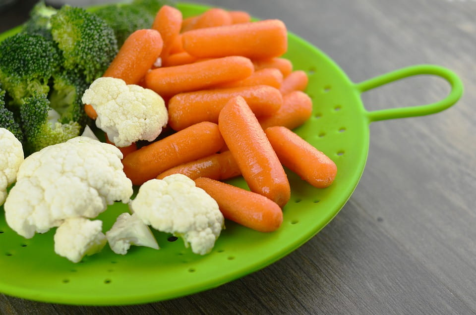 MSI Funded Study on Consumer Acceptance Comparison Between Seasoned and Unseasoned Vegetables
